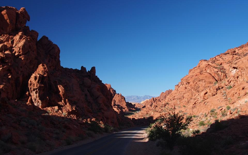 Free White Rock in the Valley of Fire State Park