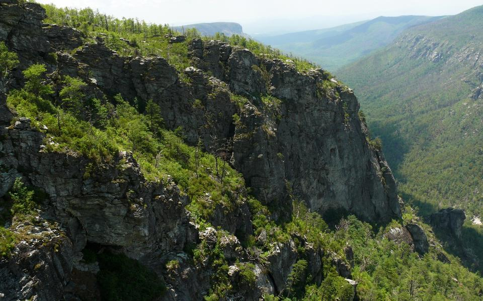 Free Linville Gorge Wilderness in North Carolina