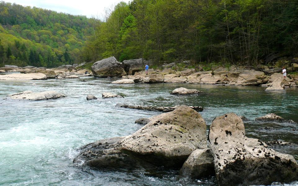 Free Gauley River  in West Virginia