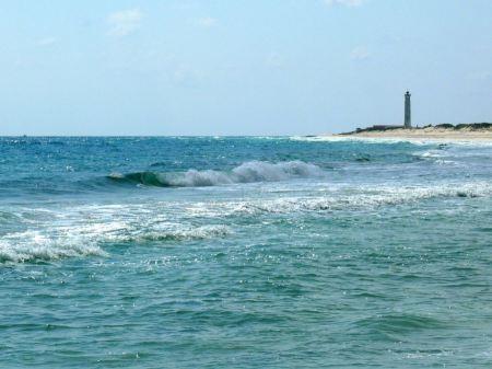 Free Punta Sur lighthouse on the island of Cozumel