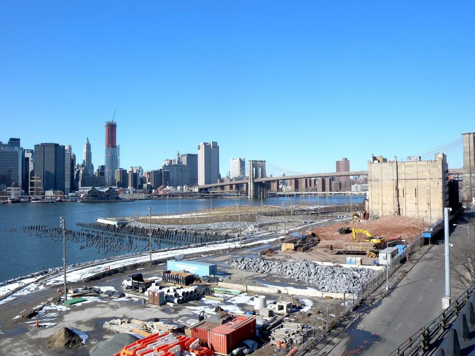 Free Brooklyn Bridge Park NewYork