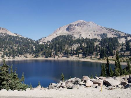 Free Lassen National Park California
