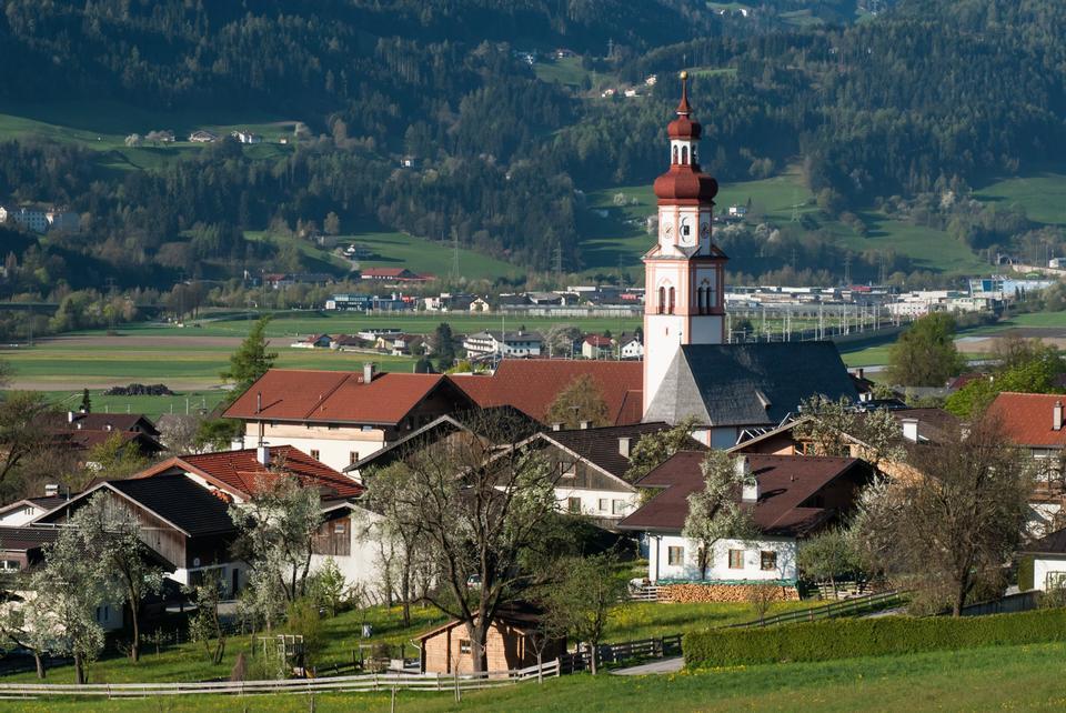 Free Baumkirchen City in Austria
