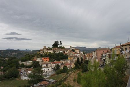 Free Baranello Town in Italy