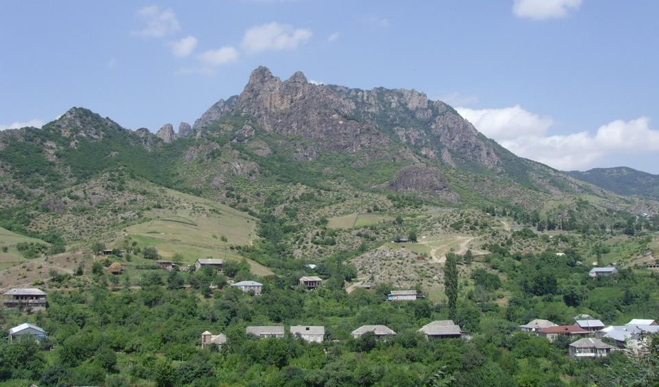 Free Aygedzor village in Tavush province of Armenia