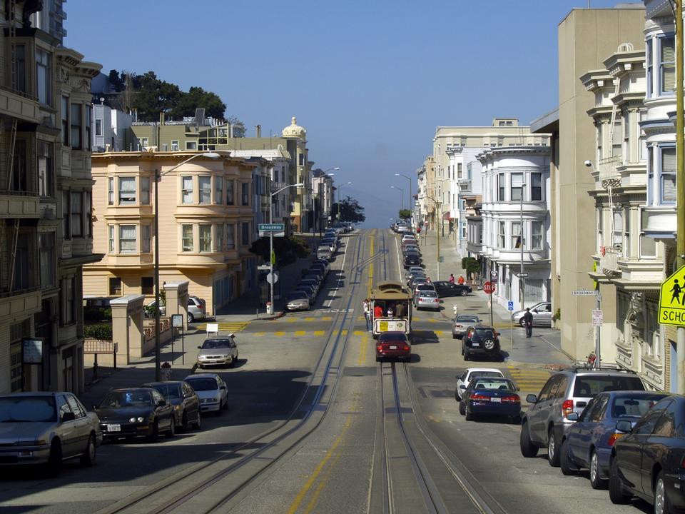 Free San Francisco California