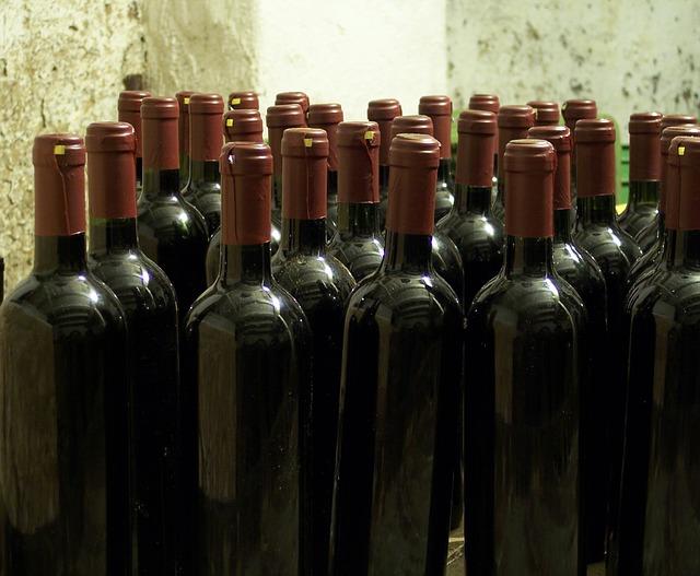 Free Photos: Bottles wine cellar | tatlin