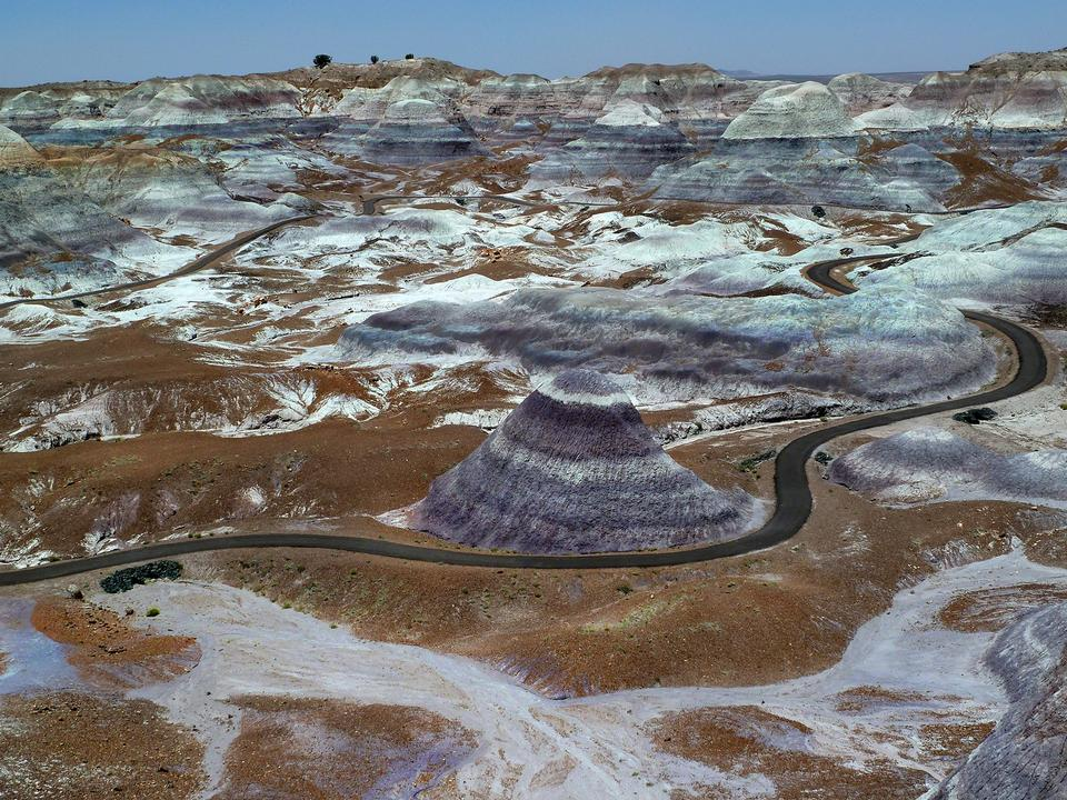 Free Petrified Forest National Park