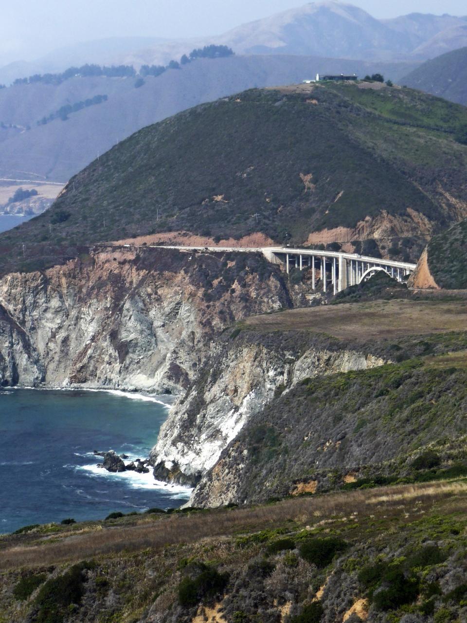 Free Bixby Creek Bridge in California