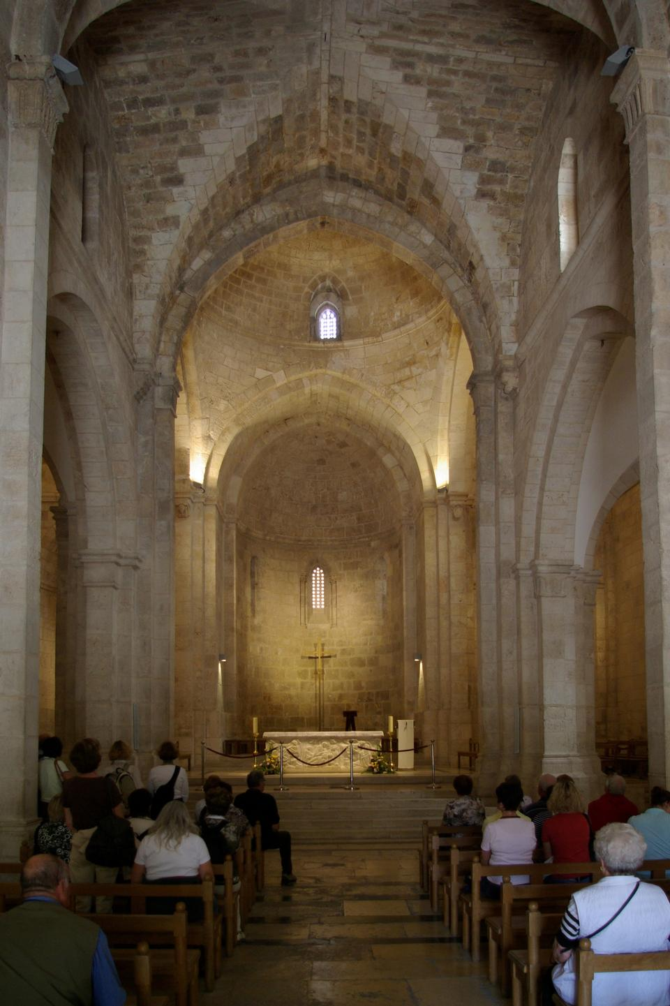 Free St Anne's Church, Jerusalem