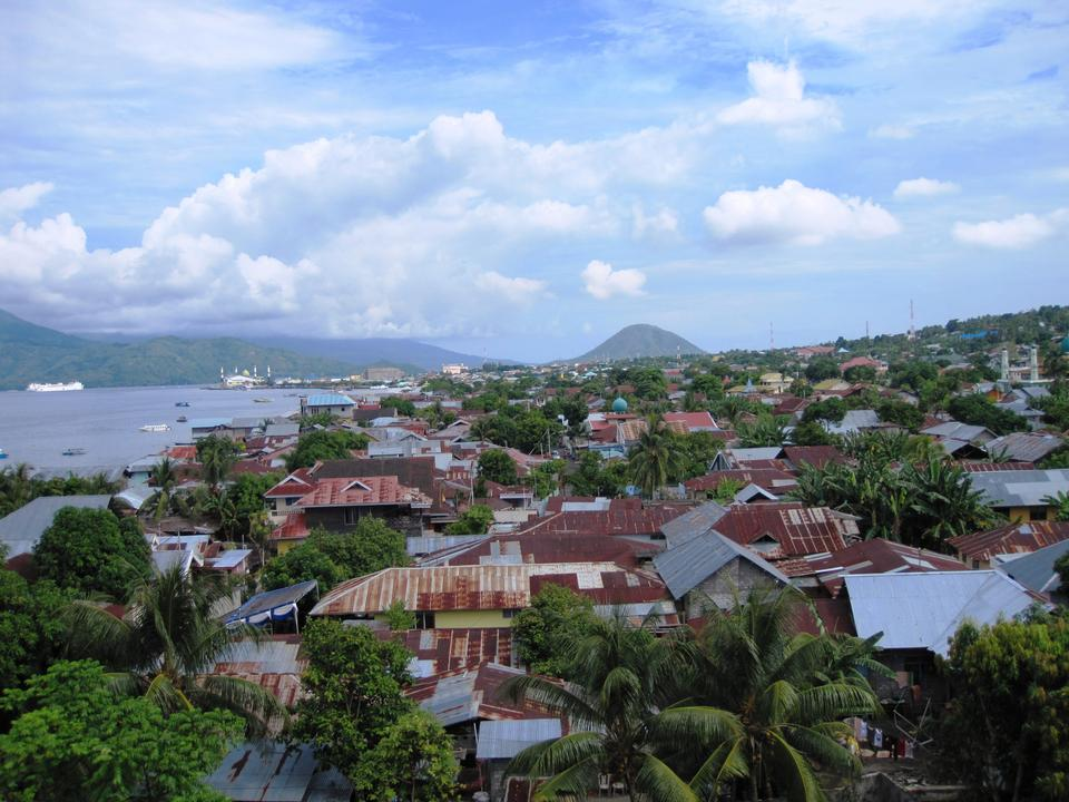 Free Ternate City Indonesia