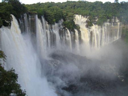 Free Kalandula Falls in Malange, Angola