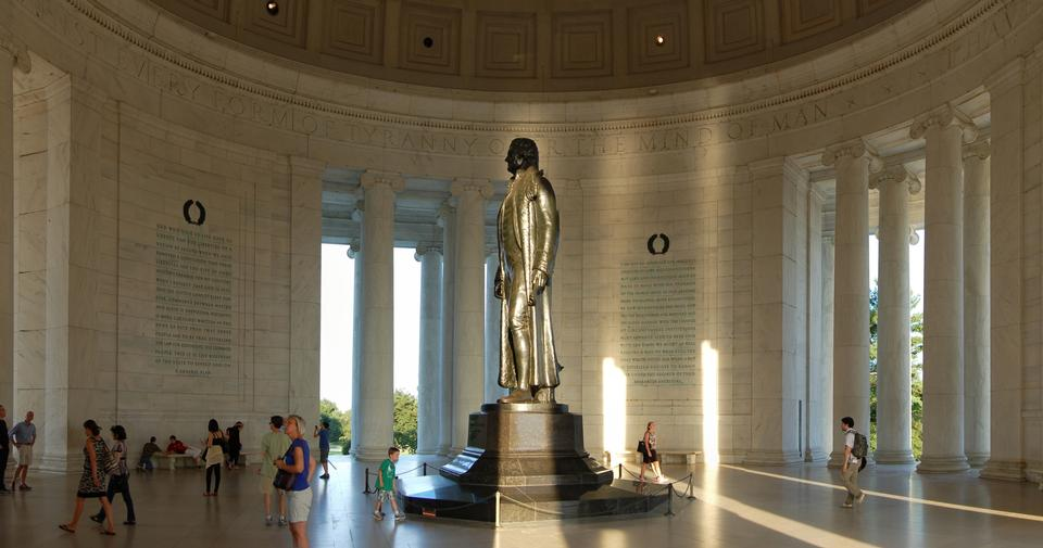 Free Thomas Jefferson Memorial