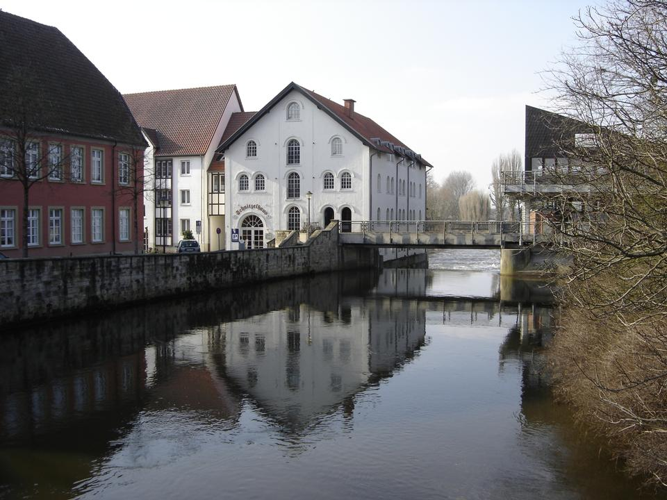 Free Old Mill in Warendorf