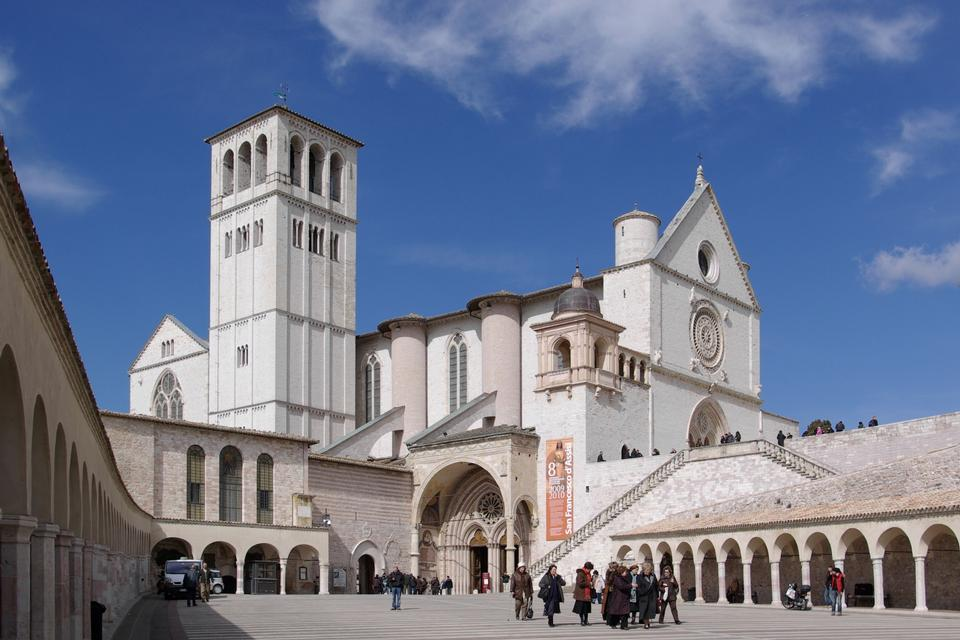 Free San Francesco, Assisi