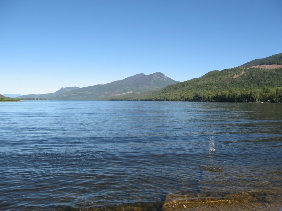 Free Mahood Lake BC Canada