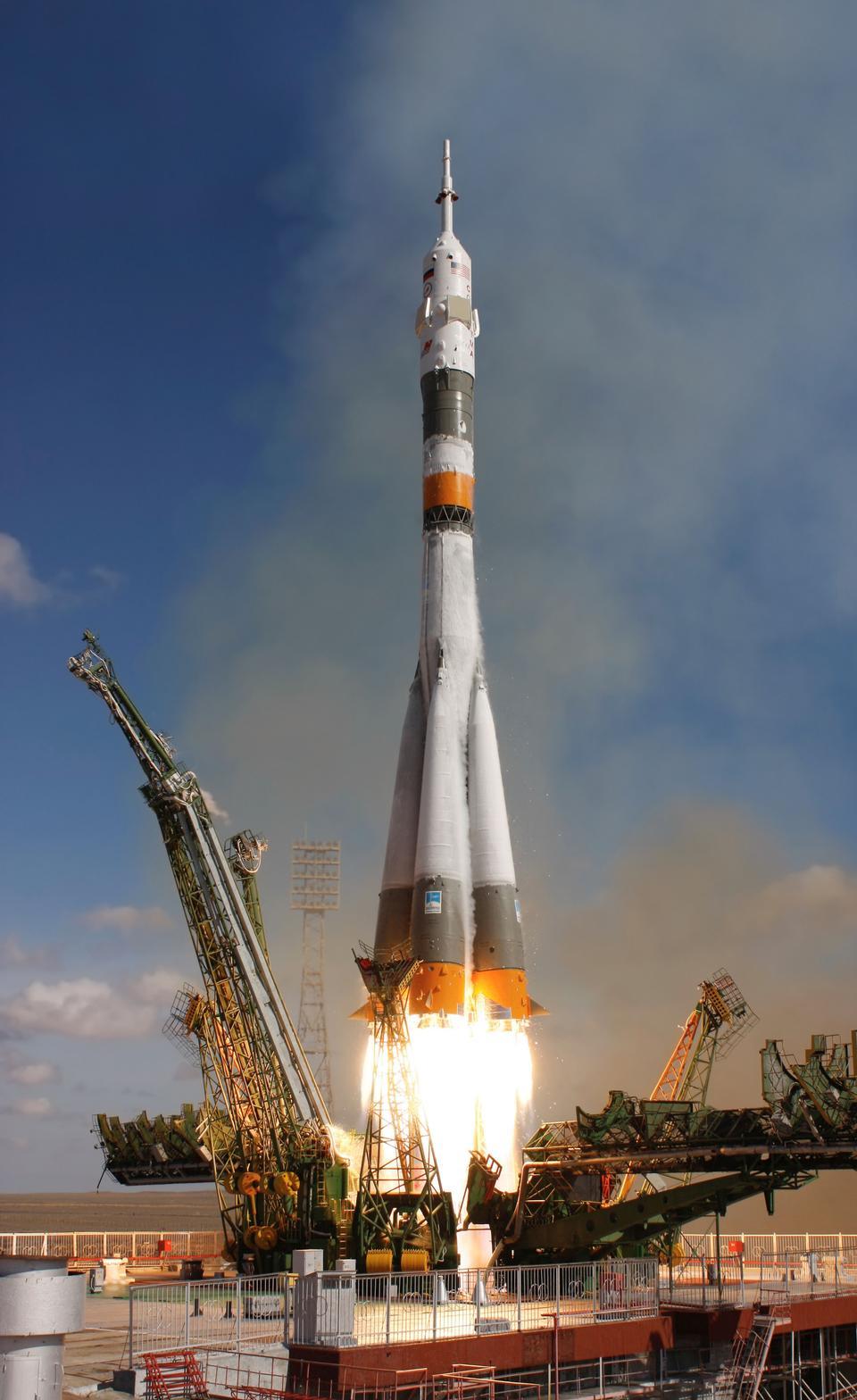 Free Launch of Russian Soyuz