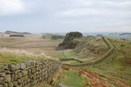 Free Hadrian's Roman Wall, Northumbria, North east England