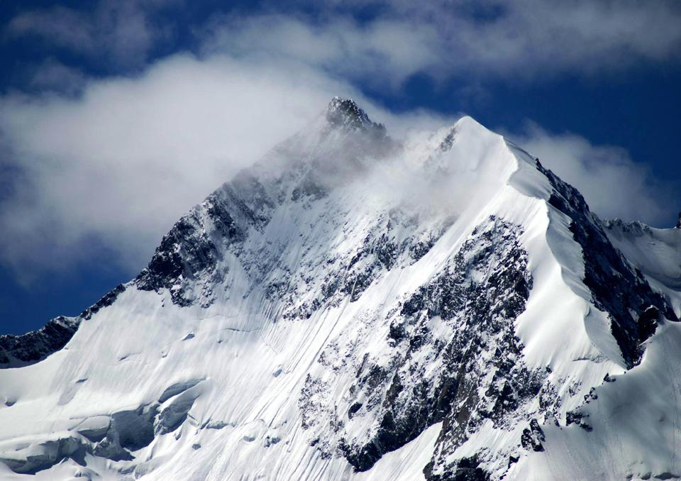 Free Bernina mountains
