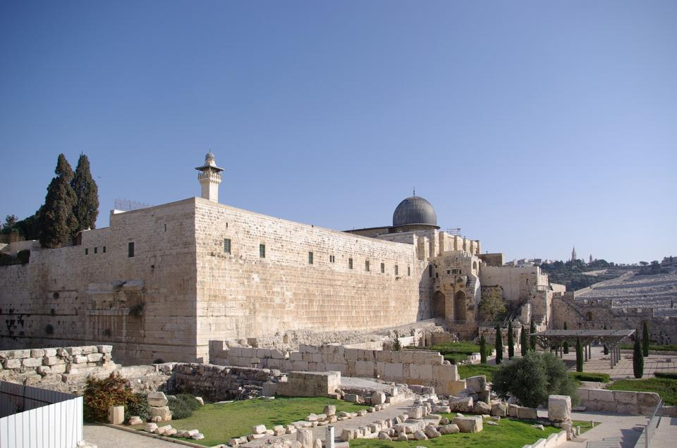 Free Photos: Western Wall and Temple Mount in Jerusalem, Israel | eurosnap
