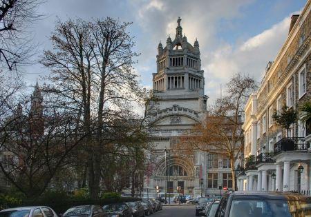 Free London. Victoria and Albert Museum