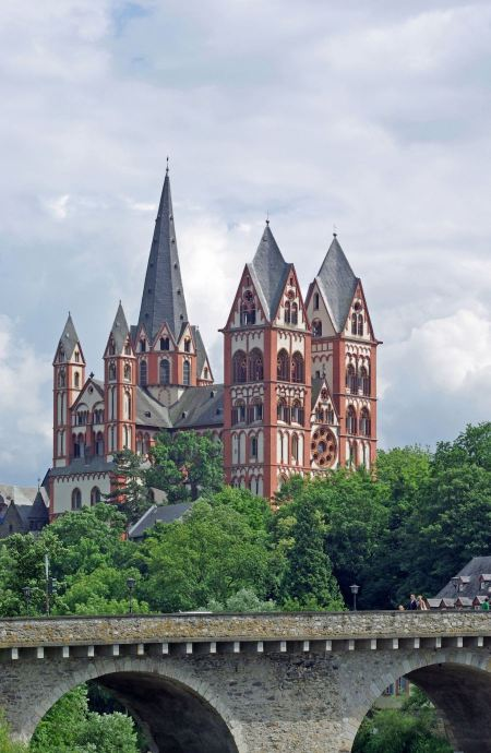 Free Cathedral in Limburg, germany
