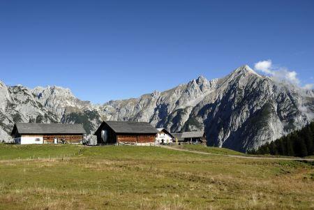 Free Walder Alm in Gnadenwald, Austria