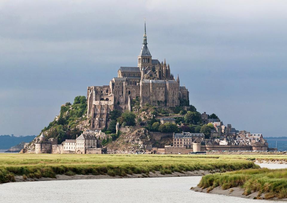 Free Mont Saint Michele, France