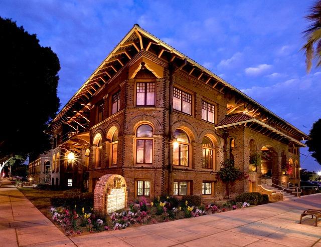 Free Photos: Riverside california ymca building architecture   David Mark