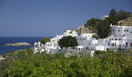Free wonderful Greece. Symi island , Dodecanese