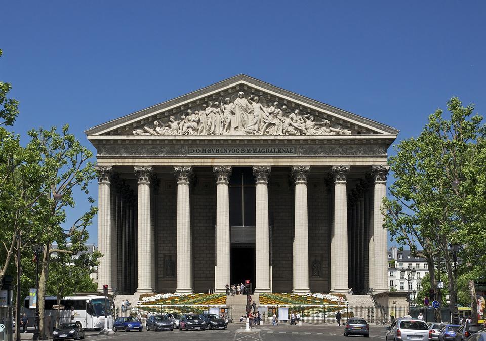 Free Eglise de la Madeleine churches of Paris, France