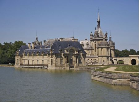 Free Chateau Chantilly - Castle in France