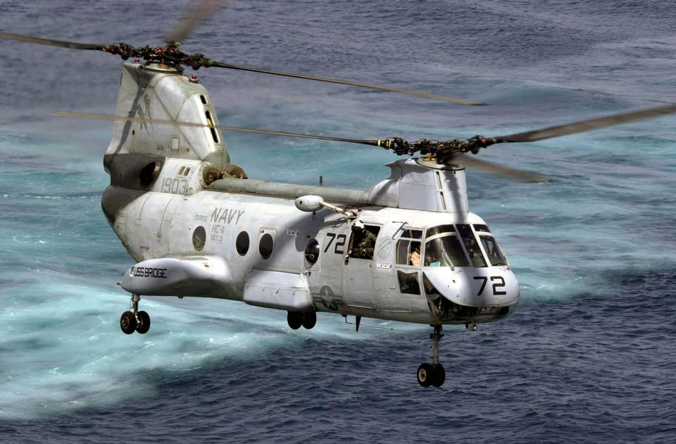 Free Photos: CH-46 Sea Knight helicopter | miliman