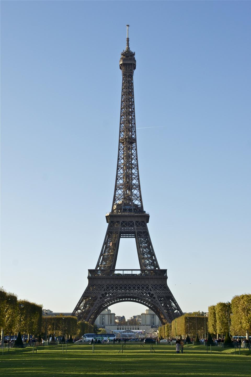 Free Eiffel tower - Paris