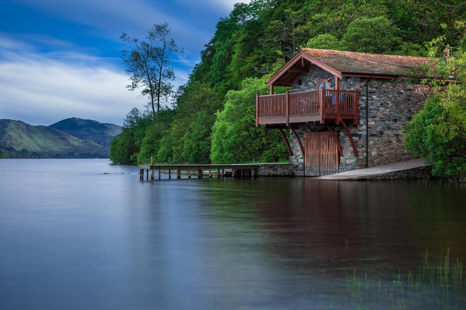 Free Boat House Cottage