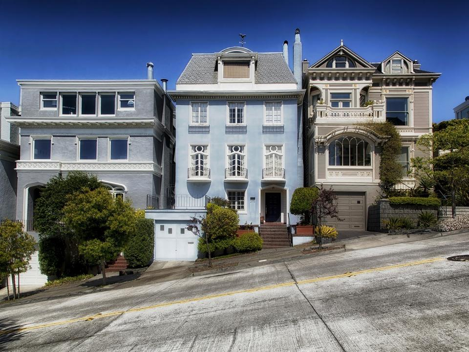 Free Urban Houses San Francisco California