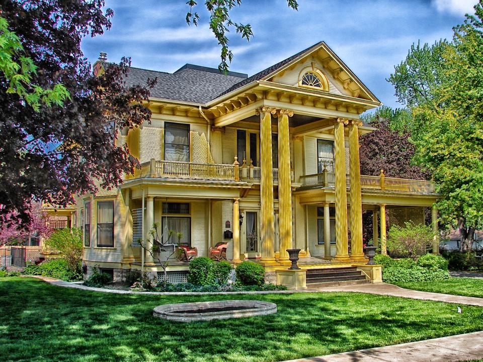 Free Photos: Beautiful Single Home | beautyhome