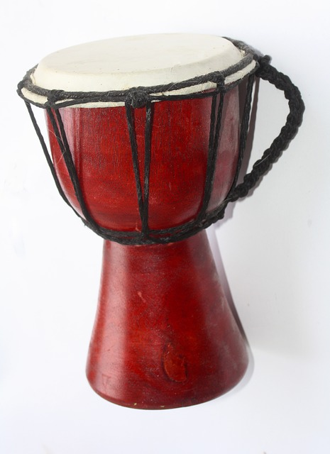 Free drum musical instrument hand drum music african