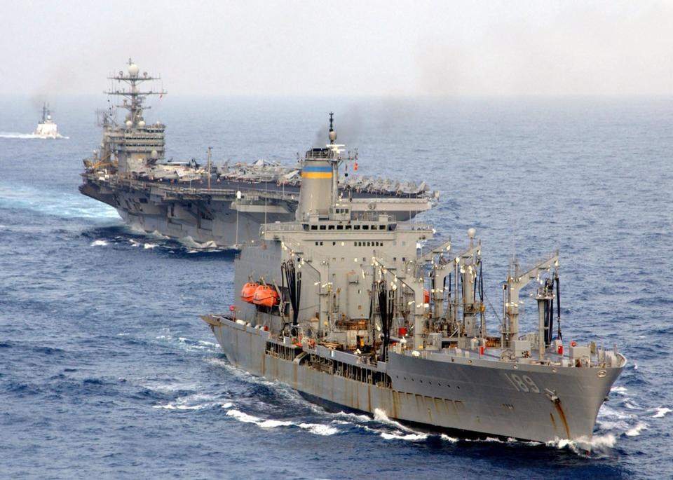 Free USS Harry S. Truman