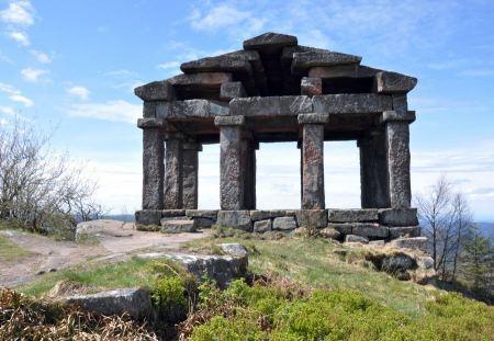 Free Gallo-Roman sanctuary of Mercury