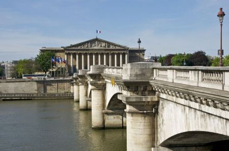 Free Assemblee Nationale - the French Parliament.