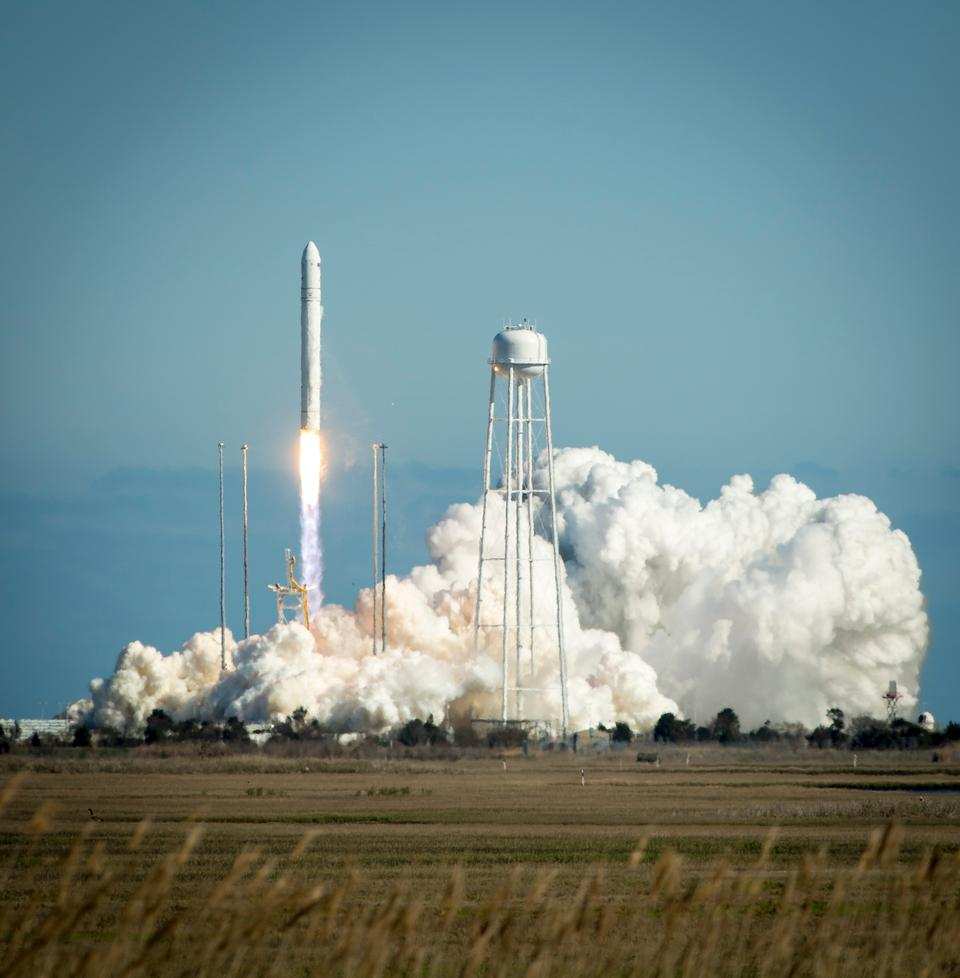 Free Antares Rocket Launches