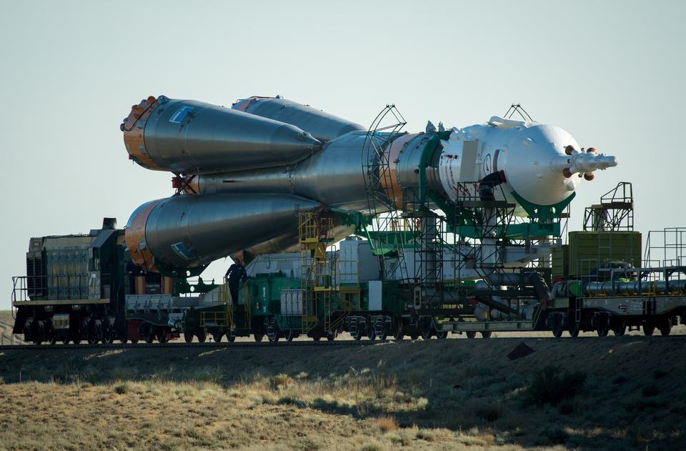 Free Soyuz to the Launch Pad