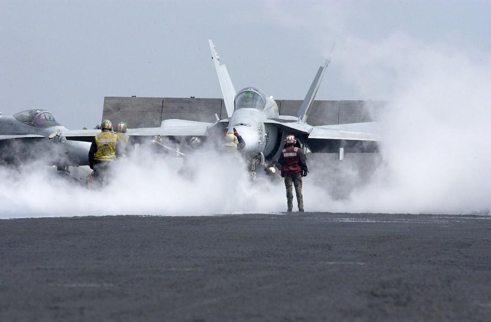 Free An FA-18 Hornet