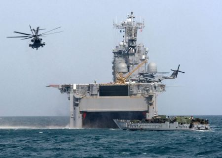 Free Activity hums around the San Diego-based amphibious assault ship