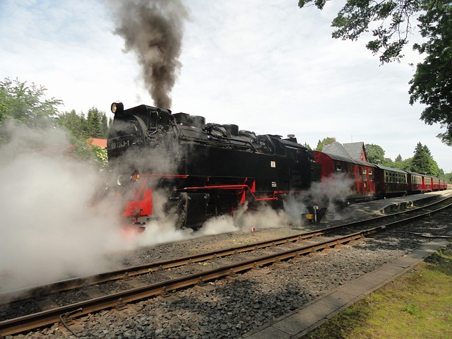 Free germany train railroad railway track tracks