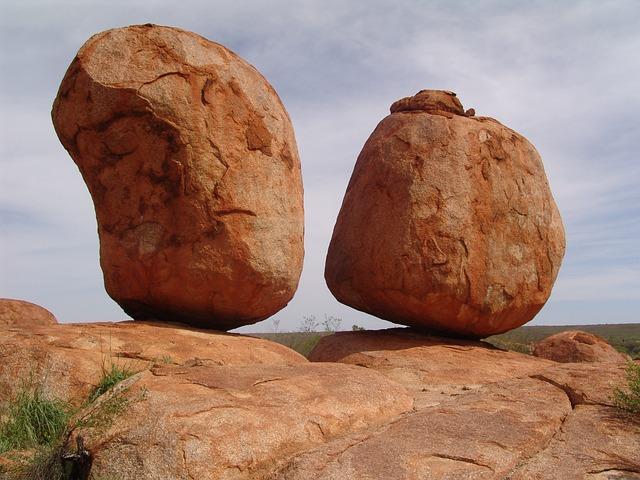 Free Photos: Devil stones australia red rock   Gaby Stein