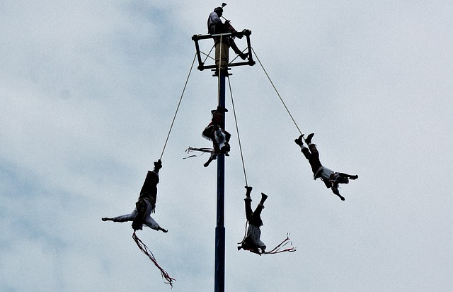 Free papantla flying mexico veracruz height tradition