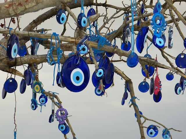Free eye blue eye tree nazar turkey ban avert