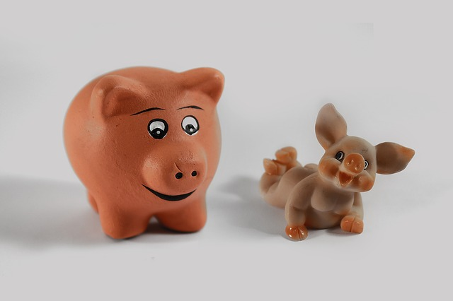 Free pig fig artificial luck lucky pig lucky charm